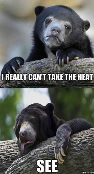 Too Damn Hot