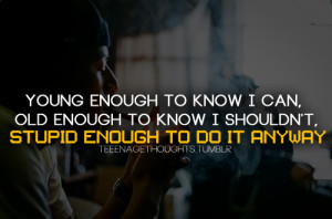 teeenagethoughts.tumbl...smoking. weed. quotes