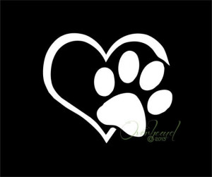 ... dogs paw tattoo s pet tattoo s heart paw tattoo s pawprint tattoo s