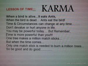 Karma: