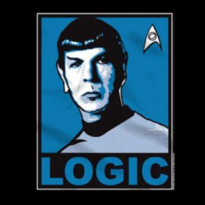 Star Trek Spock Meme Spock Quotes Logic Mem...