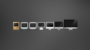 1920x1080 Macintosh Evolution desktop PC and Mac wallpaper
