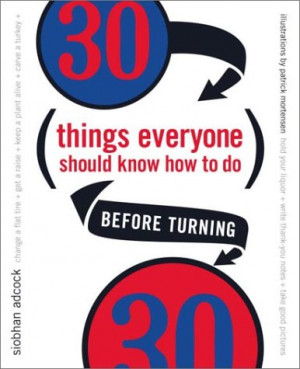 turning 30 funny quotes