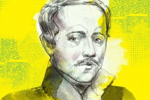 Russian poet Mikhail Lermontov (1814–1841) was a man capable of ...