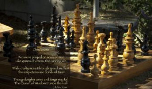 Checkmate Quotes