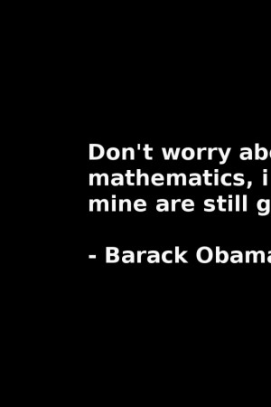 640x960 fake quotes mathematics barack obama albert einstein 1440x900 ...