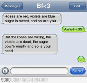 ... _red_violets_are_blue 125342 in Roses are red violets are blue funny