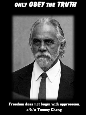 Tommy Chong Talks Drug Legalization and Free Market Solutions