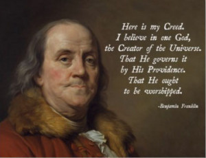 If Our Founding Fathers Were All