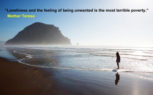Quotes About Loneliness: Loneliness And The Feeling Of Being Unwanted ...