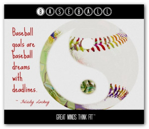 ... collection of motivational sports posters with baseball quotes