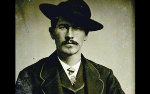 Wyatt Earp, born on 19 March 1848, was the deputy Sheriff of Pima ...