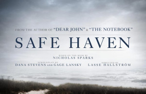 Safe Haven Movie Trailer + Giveaway (Closed)