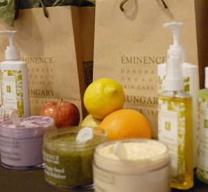 Eminence skin care.... Obsessed!!!!