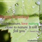 Saturday Morning Quotes with Images - Happy Saturday Quotes, Greetings
