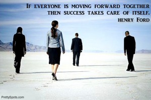 Henry Ford on success