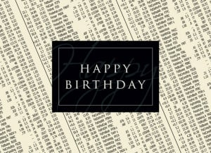 ... CARDS / BIRTHDAY CARDS / All Birthday / Black and White Quotes