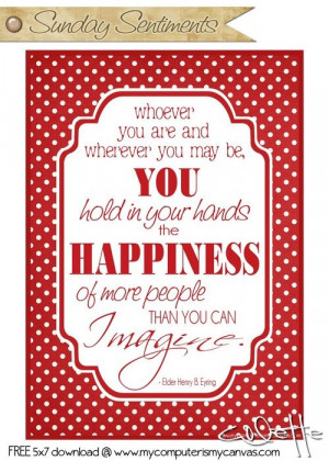 ... Quotes, 2014 General Womens Conference, Conference Quotes 2014, Quotes