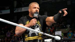 Planes para Triple H en WWE Hell in a Cell 2014