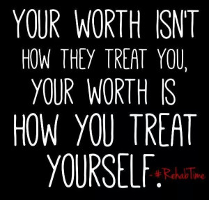 So treat yourself like the jewel that you are!