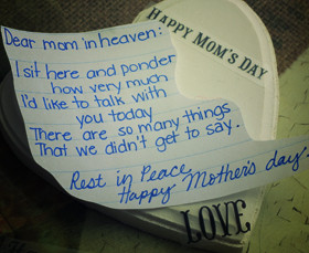 Deceased Mothers Day Quotes & Sayings