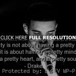 quotes, sayings, what is love rapper, drake, quotes, sayings, beauty ...