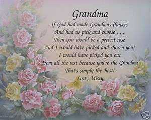 birthday wishes to grandmother who passed away