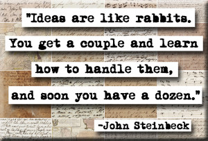 Best of john steinbeck quotes