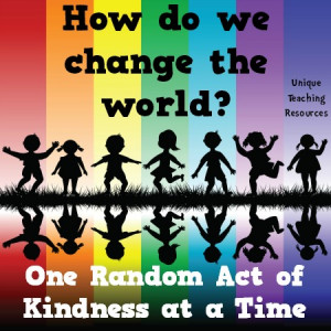 Random Act Of Kindness Quote