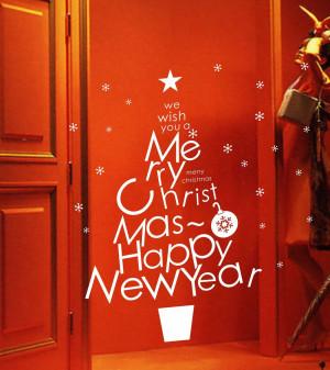 Xmas-Merry-font-b-Christmas-b-font--font-b-Happy-b-font-New-Year-font ...