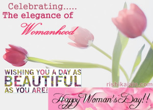 ... the elegance of womanhood ,wishing you a day as beautiful as you are