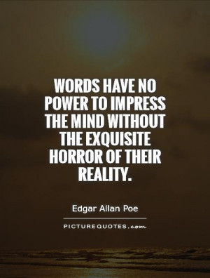 Words Have Power Quote