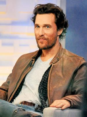 Photo Special 10 Essential Matthew McConaughey Quotes