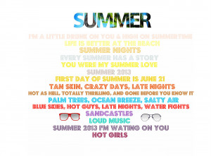 Best instagram summer 2015 quotes