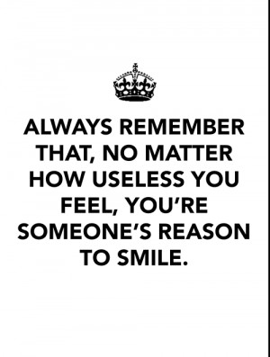 happy someone myteenquote my-teen-quote reason to smile