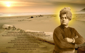 Swami Vivekananda Quotes Wallpapers for desktop