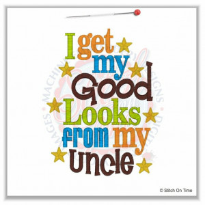 Uncle From Niece Quotes