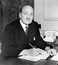 ... clement attlee born 01 03 1883 dead 10 08 1967 biography attlee quotes