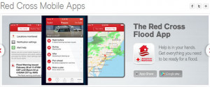 American Red Cross Flood App for Mobile Devices HD Wallpaper