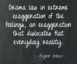... dislocates flat everyday reality.