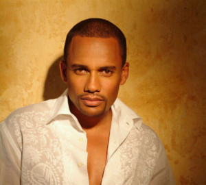 Hill Harper Wallpaper