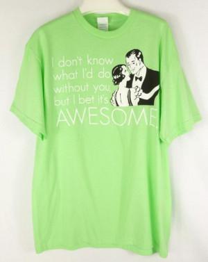 Ex Husband Boyfriend Humorous Funny T Shirt Vintage Graphic Facebook ...