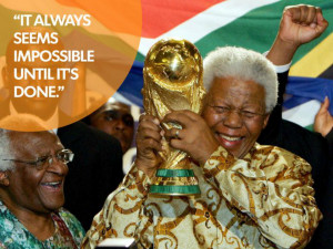 10 Life Lessons from Nelson Mandela