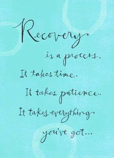 ... recovery from drug addiction shared Recovery Quotes and Sayings
