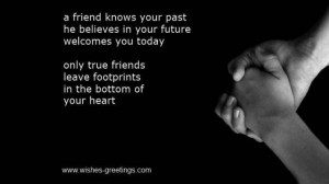 friendship poems for him