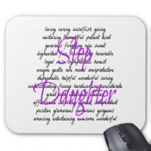 Step Daughter Poems