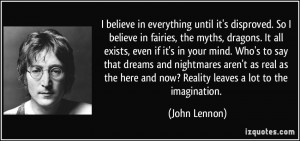 More John Lennon Quotes