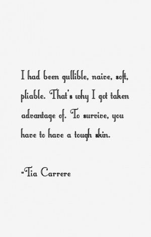 Tia Carrere Quotes & Sayings