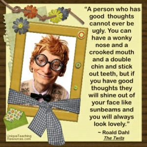 funn-teacher-quotes-a-person-who-has-good-thoughts-cannot-ever-be-ugly ...