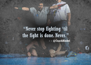 High School Wrestling Motivational Quotes ~ Inspirational Quotes ...